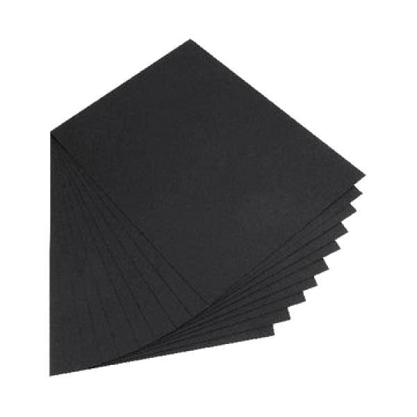 Черная бумага для каллиграфии А4