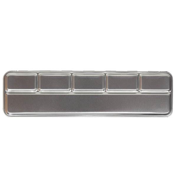 Пустая металлическая палетка Finetec6