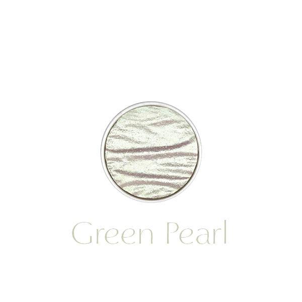 Finetec Жемчужно-зеленый / GreenPearl