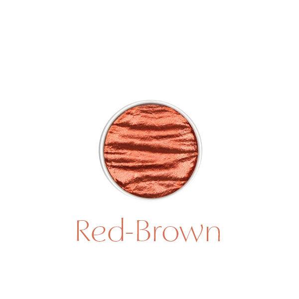 Finetec Красно-коричневый / Red-Brown