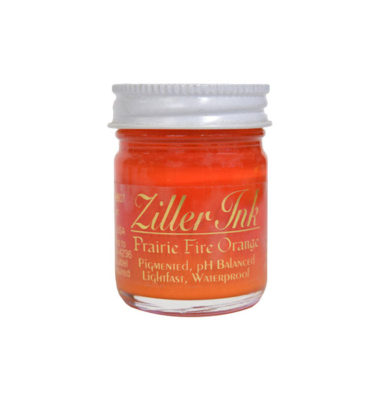 Ziller Ink, Fire Orange